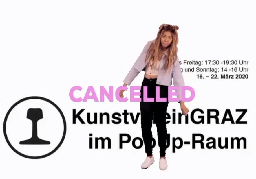 VERSCHOBEN – KunstvereinGraz im Pop-Up Raum